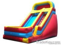 long inflatable slide new