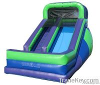 New inflatable slide 2013