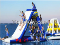 Inflatable fun water park