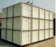 GRP/FRP/Fiberglass SMC Sectional Panel Water Storage Tank