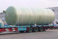 GRP/FRP Fiberglass Reinforced Pressure Vessel for water treatment