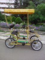 Mobilette Sport Surrey bike