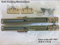 soft closing mechanism