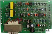 Intelligent control circuit board
