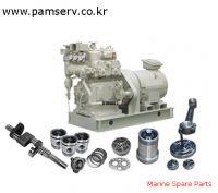 Marine spare parts - Air compressor & parts