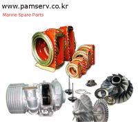Marine Spare Parts - Turbocharger VTR, ABB