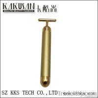 24K golden pulse for skin care beauty bar