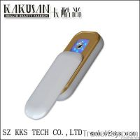mobilephone shaped protable rechargeable handy mist