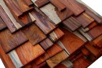 Cocobolo Wood, Bubinga, Bocote, Rose Wood, Wenge, Tali, Kosso, Padauk, Mexico