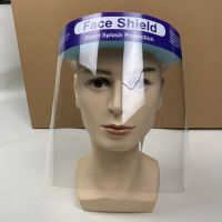 Transparent Protective Face Plastic