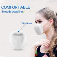 Ready To Ship FFP2 Filters Face Air Purifier