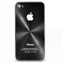 New Slim Steel Back Cover Door Housing Assembly for iPhone 4G 4th