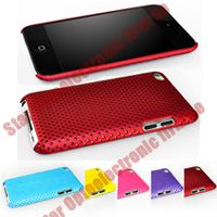 New Flexible Mesh Back Cover for iPod Touch 4G 4 the 4the Gen