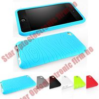 Trendy Silicon Case for iPod Touch 4G 4 the 4the Gen