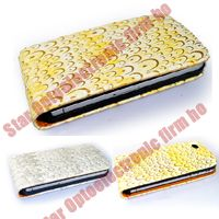 Fashion Leather Case Cover Pouch for iPhone 4G 4 4th Gen