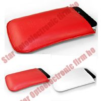 Soft Pouch Cover Case for iPhone 4G 4 4th Gen