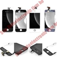 iPhone 4G Full Middle Framed Digitizer LCD Display Assembly