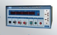 Variable Frequency AC Power Supply