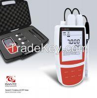 Bante221 Portable pH Meter | Handheld pH Meter
