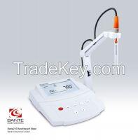 Bante210 Digital pH Meter | Benchtop pH Meter