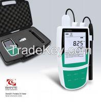 Bante821 Portable Dissolved Oxygen Meter | Portable DO Meter
