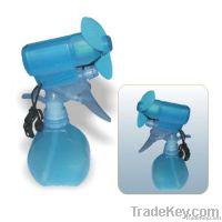 Fashional water spray fan