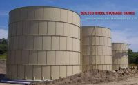 storage bolted tank