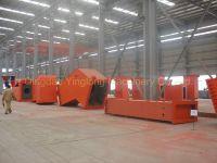 steel structure welding fabrication