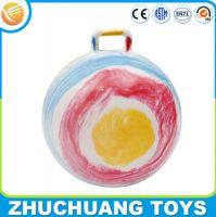 cheap factory wholesale kids space hopper inflatable pvc toy balls