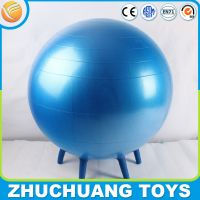 65cm inflatable spiky pvc fitness ball,pilates ball