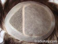 Human Hair Toupee