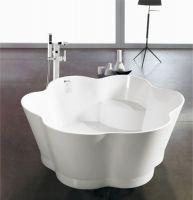 Stone resin composite bathtub