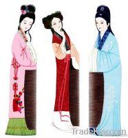 China royal combs