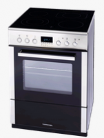 60Cm Free Standing Cookers
