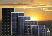 SOLAR PANELS, GENERATORS, SOLAR PRODUCTS.