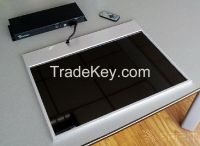 transparent lcd display