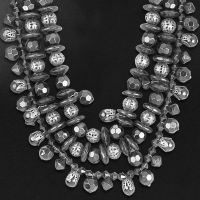 ChicKraft Gray Necklace (24878)