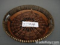 Hot willow baskets