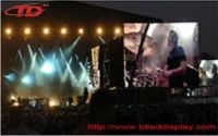 Stage Rental LED Display PH20