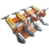 RC-23 shoe stretcher machine with four heads