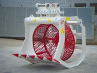 ROTARY SCREENING BUCKET