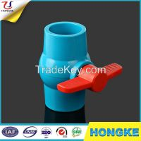 Best Selling Agricultural Valves PVC Ball Valve To Southeast Asia