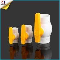 Yellow Handle PVC Ball Valve India Market