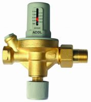 Auto filling valve