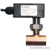 paddle flow switch