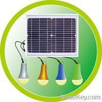 Multifunction solar light power system