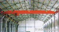 Single beam overhead crane EOT Crane