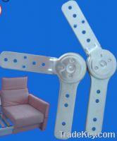 T4618 sofa headrest hinge