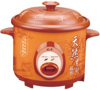 purple clay rice cooker
