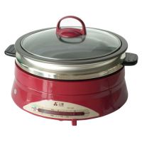 deluxe rice cooker, grill